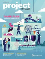 April to June 2018 edition of Project Manager is now available online